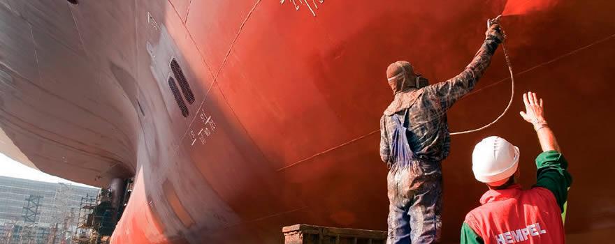 Pinturas para Barcos